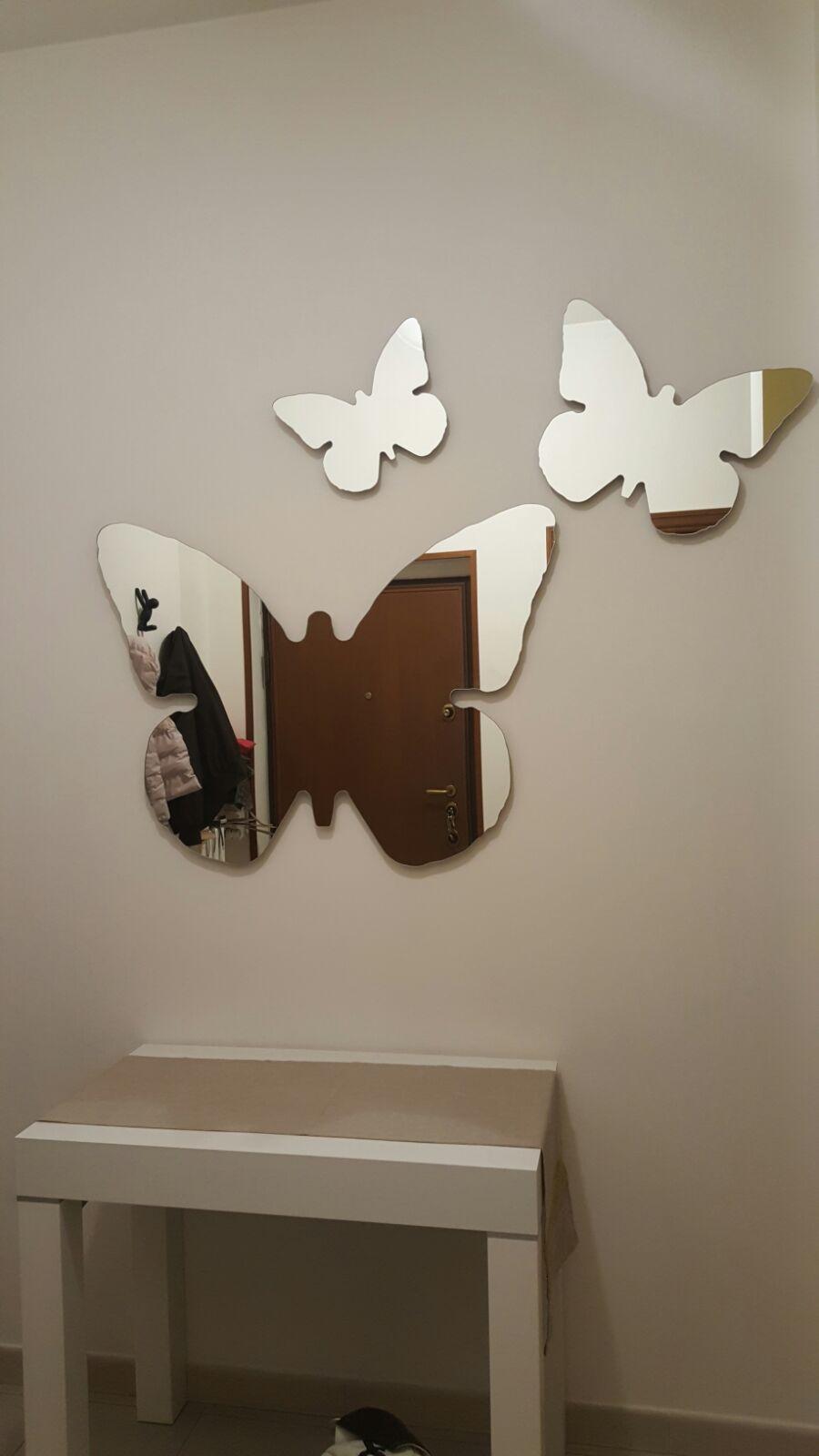 Specchio Bagno A Farfalla.Idraulica Pelamatti Specchio Farfalla Ambientazioni