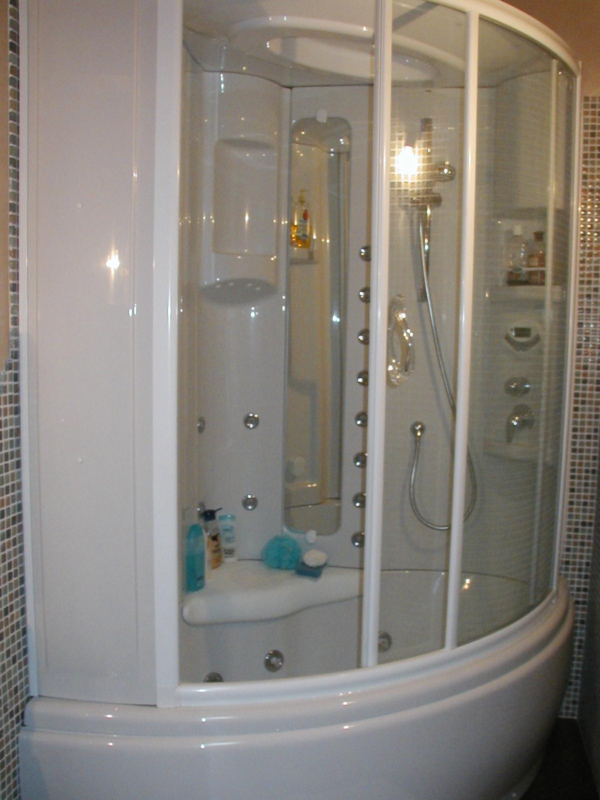 interno vasca/doccia Vega