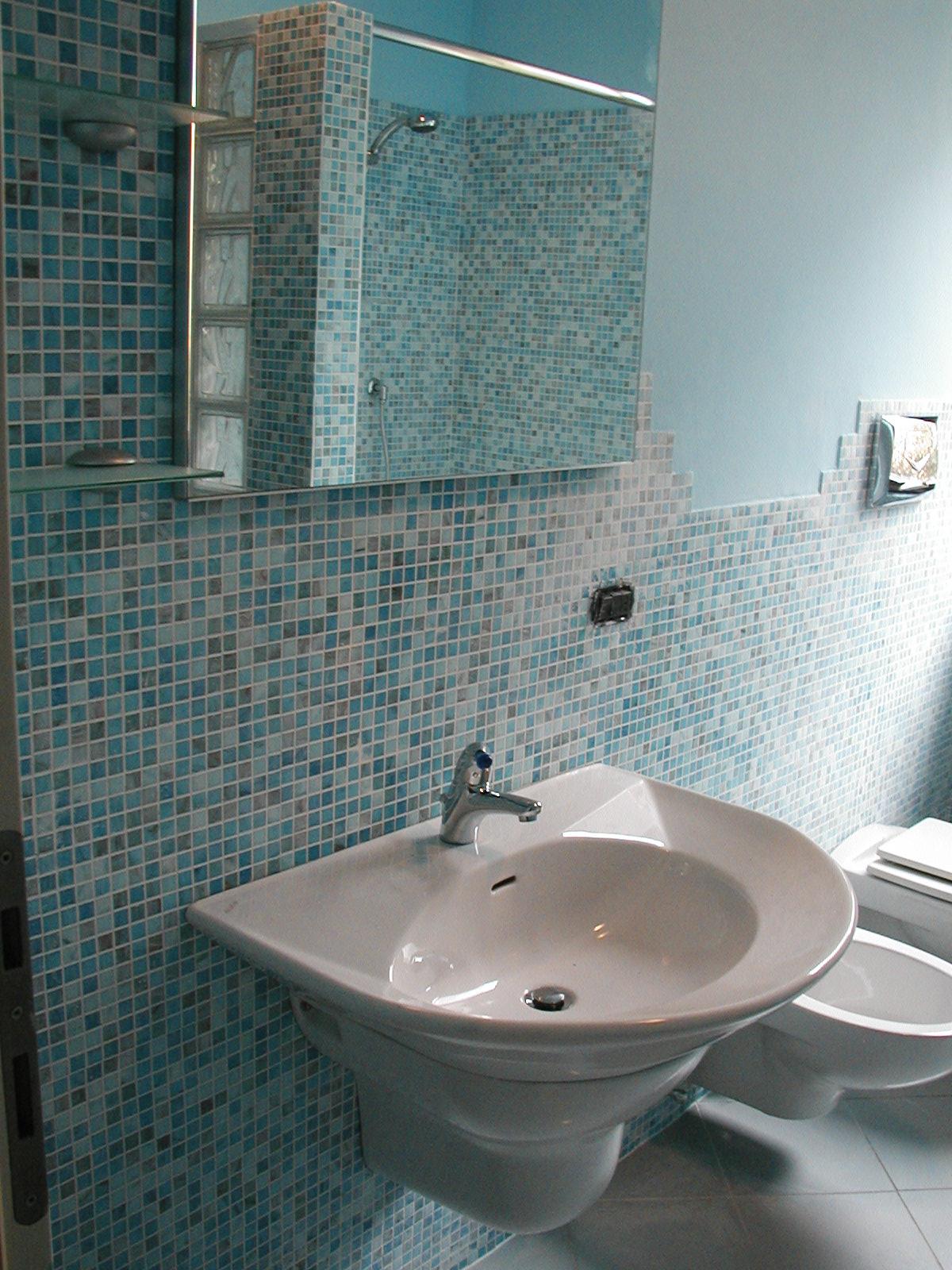 Creativo soffitto decorato - Bisazza bagno prezzi ...