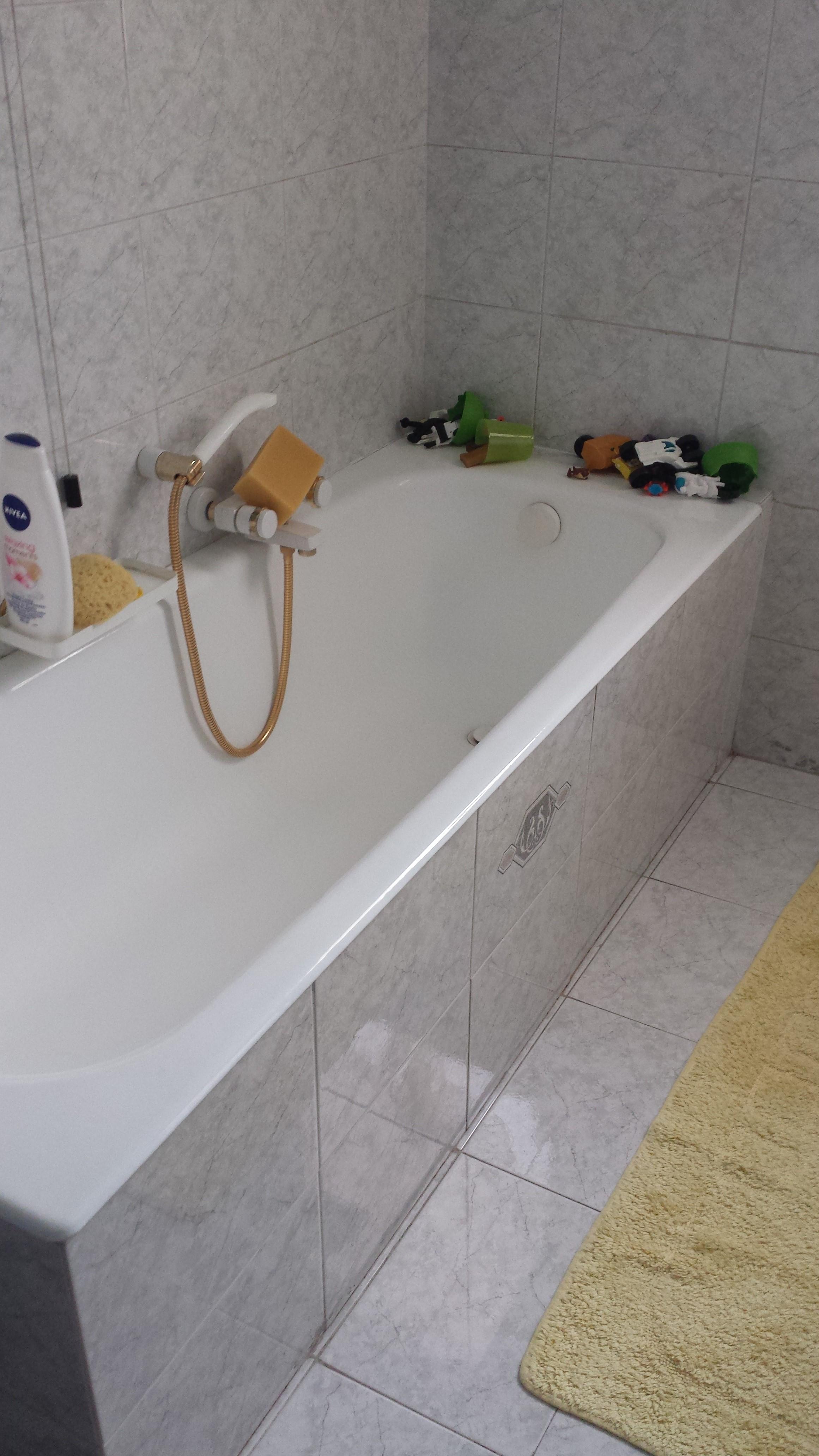 Idraulica Pelamatti - Trasformazione vasca in doccia lavori realizzati